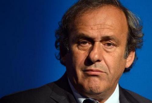 Мишель Платини в третий раз избран президентом УЕФА