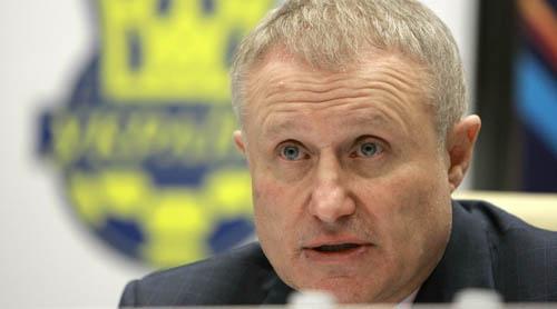 Григорий Суркис избран в Исполком УЕФА