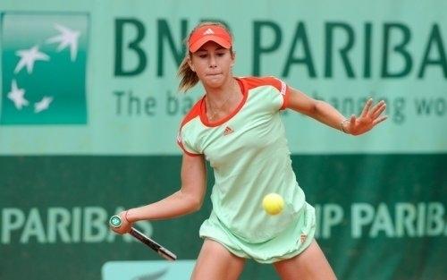 Калинина вышла в финал турнира в Экердрвиле