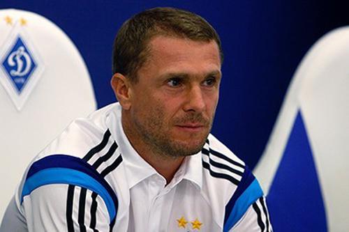 РЕБРОВ: «Ярмоленко устал и попросил паузу в этой игре»