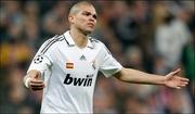 Пепе останется в Реале до 2018-го года