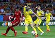 Сборная Украины сыграет против Грузии