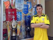 Василий КОБИН:  «Хочется замахнуться на золотые медали»