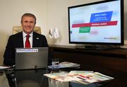 Сергей Бубка представил программу на пост президента ИААФ