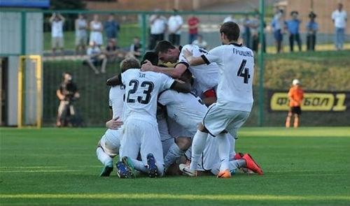 Олимпик — в полуфинале Кубка Украины