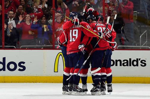 НХЛ. Вашингтон установил рекорд Лиги. Матчи среды
