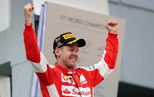 Себастьян ФЕТТЕЛЬ: «Знаем, что Mercedes очень сильна»