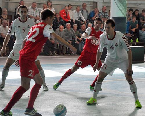 Лукас бился изо всех сил, но победа осталась за Локомотивом