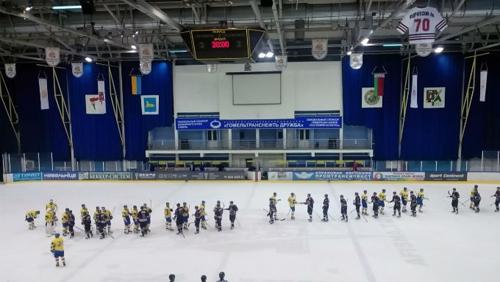 Украина уступила бронзовому призеру чемпионата Беларуси