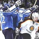 Финляндия – первый полуфиналист!