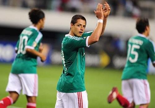 Мексика стала пятым участником Кубка Конфедераций
