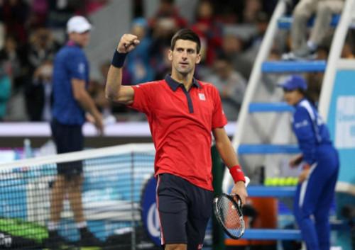 Новак Джокович выиграл турнир в Пекине шестой раз подряд
