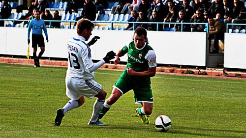 Оболонь обыгрывает Динамо-2 и выходит на второе место