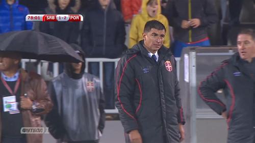 Сербия — Португалия. 1:2. Видео забитых мячей