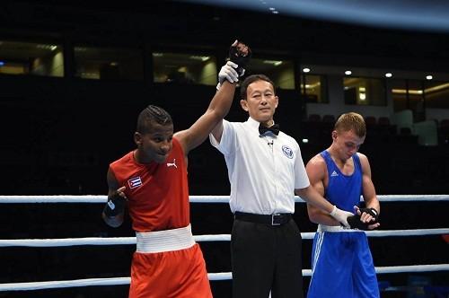 Замотаев – бронзовый призер ЧМ по боксу