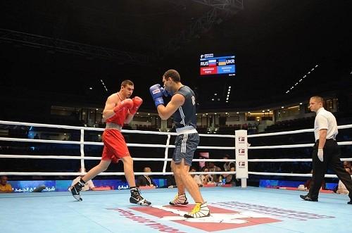 Манукян завоевал бронзу ЧМ по боксу
