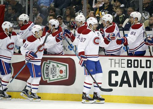 НХЛ. Монреаль повторил клубный рекорд. Матчи вторника