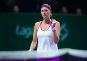 Итоговый турнир WTA. В чешском дерби сильнее была Квитова