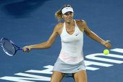 Итоговый турнир WTA. Шарапова вышла в полуфинал