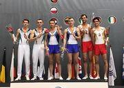 На ЧЕ по прыжкам на батуте украинцы завоевали две медали