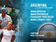 FedCup. Аргентина назвала состав на матч с Украиной