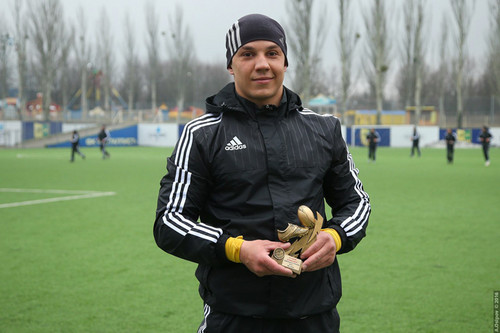 Олимп выиграл первый тур чемпионата Украины по регби-7