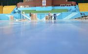 Отбор ЧМ-2016: к матчу Украина-Словакия будет новый паркет!