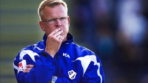 У сборной Швеции будет новый тренер