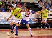 Рикардиньо в Сарагосе забивает дважды, но это не дубль
