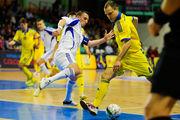 Видеофутзал: обзор матча Украина – Словакия