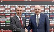 БРОККИ: «Привнесу в Милан новый способ тренировок»