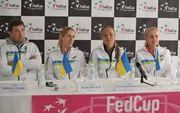 FedCup. Состоялась жеребьевка матча Украина - Аргентина