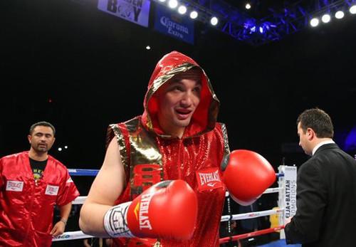 Golden Boy: Шабранский готов выйти против Ковалева или Уорда