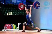 Ирина Деха выиграла три золота на ЧЕ по тяжелой атлетике!