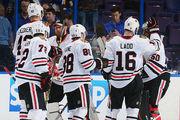 НХЛ. Флорида и Чикаго сравнивают счет в сериях. Игры пятницы