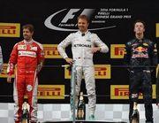 Нико Росберг стал победителем Гран При Китая