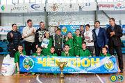 ШФЛУ: смотр будущего футзала на Всеукраинском финале