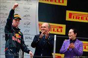 Даниила Квята назвали лучшим гонщиком этапа в Шанхае