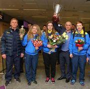 Сборная Украины заняла 3-е место на ЧЕ по тяжелой атлетике
