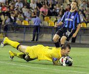Ян Лаштувка провел сотый матч за Днепр