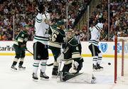 НХЛ. Даллас и Сан-Хосе увеличивают отрыв в сериях
