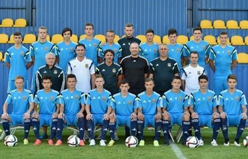 Сборная Украины U-18 взяла реванш у Черногории