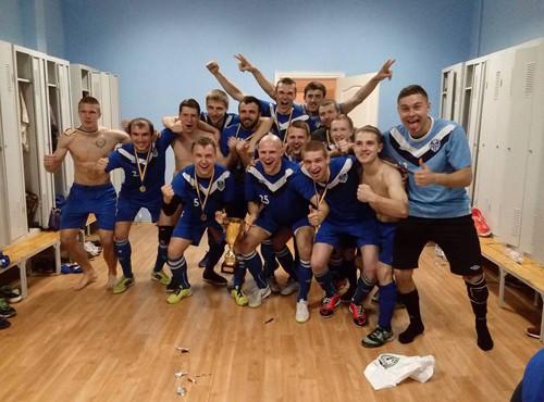 Студенты СумДУ выиграли чемпионат Украины среди вузов