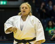 Украинская дзюдоистка завоевала серебро на чемпионате Европы