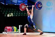 Тяжелоатлетка Ирина Деха признана лучшей спортсменкой апреля