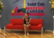 Мазур лидирует на турнире в Канаде после первого дня