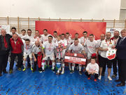 Кубок Польши: трофей для красных дьяволов и для украинцев!