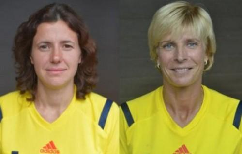 Монзуль и Рачинская обслужат матчи ОИ-2016