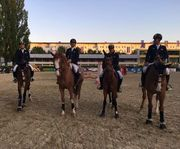 Украинские конники завоевали второе место на Кубке наций
