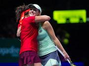 Хингис и Мирза выиграли Итоговый турнир WTA в паре